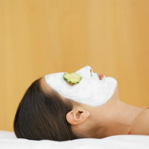 cucumber facial recipes